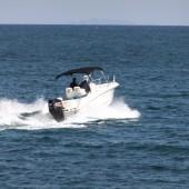 海上試運転