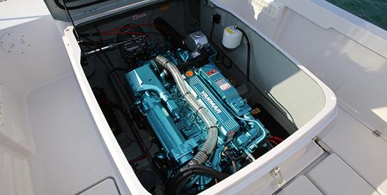エンジン ディーゼル170PS