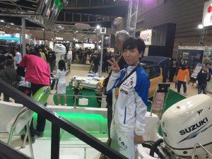 岡本美鈴選手